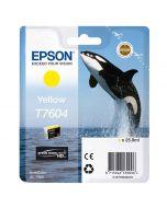 EPSON T7604 YELLOW
