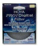 Hoya 62mm Protector Pro1 -suodin