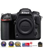 Nikon D500 + AF-S 200-500mm f/5.6E ED VR -järjestelmäkamera