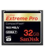 SanDisk CF 32GB Extreme Pro 160MB/s -muistikortti