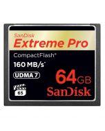 SanDisk CF 64GB Extreme Pro 160MB/s -muistikortti